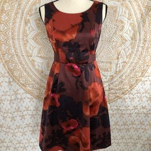 Floral Spring dress business casual style